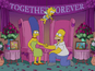 Homer and Marge address split rumors