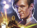 The writer joins Rob Williams for year two of The Eleventh Doctor comic.