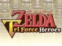 In Legend of Zelda: Triforce Heroes, three players team up to tackle dungeons together.
