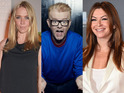 Chris Evans guarantees a female co-star, as Jodie Kidd and Suzi Perry become bookies' favorites.