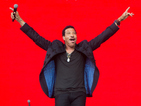 Lionel Richie is heading for number one after his Glastonbury triumph