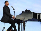 Glastonbury goers downloaded data equivalent to over 2 million Lionel Richie songs