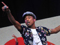 Pharrell makes his Glastonbury solo debut