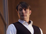 Mads Mikkelsen as Hannibal Lecter in Hannibal S03E05: 'Contorno'