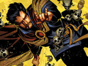 Jason Aaron and Chris Bachalo lead the long-awaited solo outing for the Sorcerer Supreme.