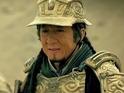 The war epic also stars Academy Award winner Adrien Brody as a treacherous emperor.