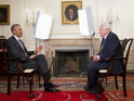 TV icon Attenborough discusses the future of the planet with Obama at the White House.