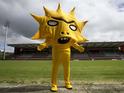 Artist David Shrigley creates a new mascot that will haunt your dreams all week.