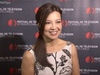 Marvel's Agents of SHIELD: Ming-Na Wen on season three, Ward, and Agent May's holiday plans