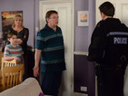 Ian learns that the police have a new witness in the Lucy case.