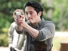 First look at The Walking Dead s6 shows Glenn, Maggie and Daryl on the brink of war