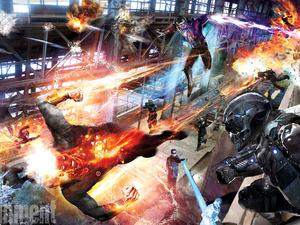 Legends of Tomorrow, Concept art