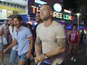 Love Island: Calum Best's back & hitting Magaluf