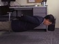 Stephen Colbert shows off Herculean strength