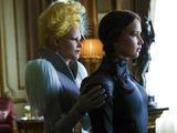 Jennifer Lawrence, Elizabeth Banks in Mockingjay - Part 2