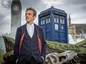 Peter Capaldi is making his first appearance at Comic-Con... but what will he say?