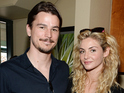 Caption:INDIAN WELLS, CA - MARCH 21: Actors Josh Hartnett (L) and Tamsin Egerton visit The Moet and Chandon Suite at the 2015 BNP Paribas Open on March 21, 2015 in Indian Wells, California. (Photo by Michael Kovac/Getty Images for Moet and Chandon)