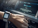Hyundai's Apple Watch app lets users control their car with their voice.