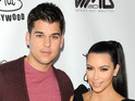 World Most Beautiful Magazine Launch, Los Angeles, America - 10 Aug 2011 Rob Kardashian and Kim Kardashian 10 Aug 2011