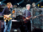 The Grateful Dead perform last ever gig to 70,000 fans in Chicago