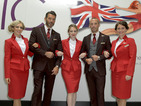 With ITV's new doc taking off tonight, we go behind the scenes, slides and hairspray of Virgin's cabin crew.