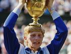 Boris Becker's Wimbledon triumph to be turned into a movie