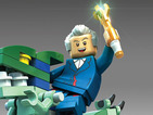 Doctor Who's Peter Capaldi and Jenna Coleman will appear in LEGO Dimensions