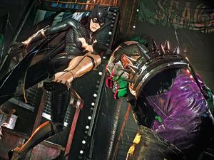 Batgirl in Batman: Arkham Knight