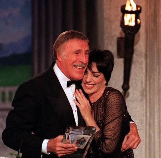 Bruce Forsyth and Liza Minnelli