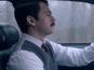 Hayden Christensen dons freaky moustache