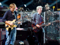 The Grateful Dead perform last ever show