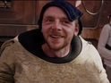 Simon Pegg ranks all six Star Wars movie from worst to best in 60 seconds.