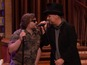See a crazy Jack Black, Boy George duet