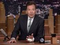 Jimmy Fallon almost lost a finger