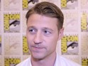 Ben McKenzie talks Gotham at Comic-Con