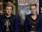 Quick-fire interview with the twin popsters generates some surprising answers.