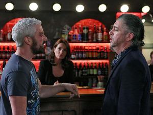Dean considers a dodgy scheme