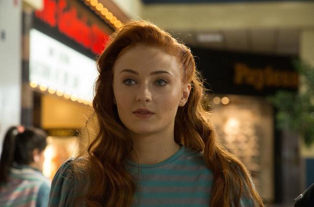 X-Men Apocalypse Sophie Turner Jean Grey