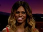 Laverne Cox reacts to Caitlyn Jenner praise