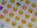 Super-sized smileys now available in Direct Messages.