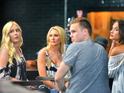 Former Celebrity Big Brother stars cameo in scene with Stephanie Pratt and Lucy Watson.
