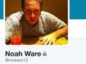 "Seems to go ""Noah Ware""...."
