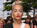 Rita Ora complains about people comparing her to fellow judge Cheryl Fernandez-Versini.