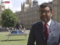 Did magicians really gatecrash Ashish Joshi's report from Westminster?