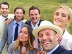 Brad Pitt, David Beckham, Henry Cavill... and Jason Statham's hat: See all the stars at Guy Ritchie's wedding