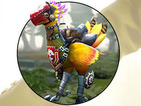 Final Fantasy Chocobos and Moogles appear in DOTA 2 with Type-0 pre-orders