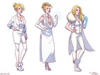 The Emma Frost Fashion Redesign Project is giving the character outfits a person would actually wear.