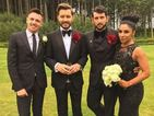 See the best pictures from Brian Dowling and Arthur Gourounlian's Irish country house wedding