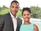 Empire stars Grace Gealey and Trai Byers are tying the knot