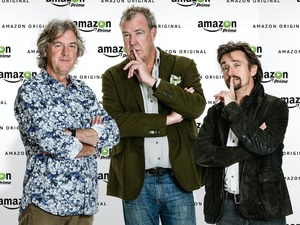 James May, Jeremy Clarkson and Richard Hammond for Amazon Prime